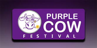 purple cow fest in bangalore